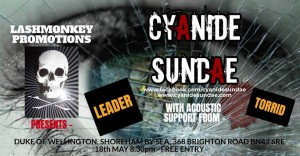 cyanide sundae