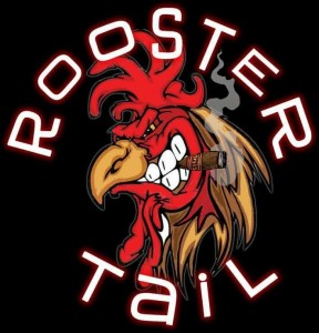 rooster tail