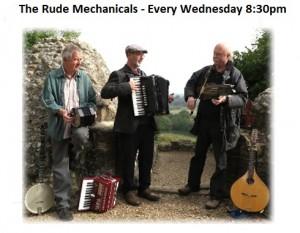 rude mechanicals 1